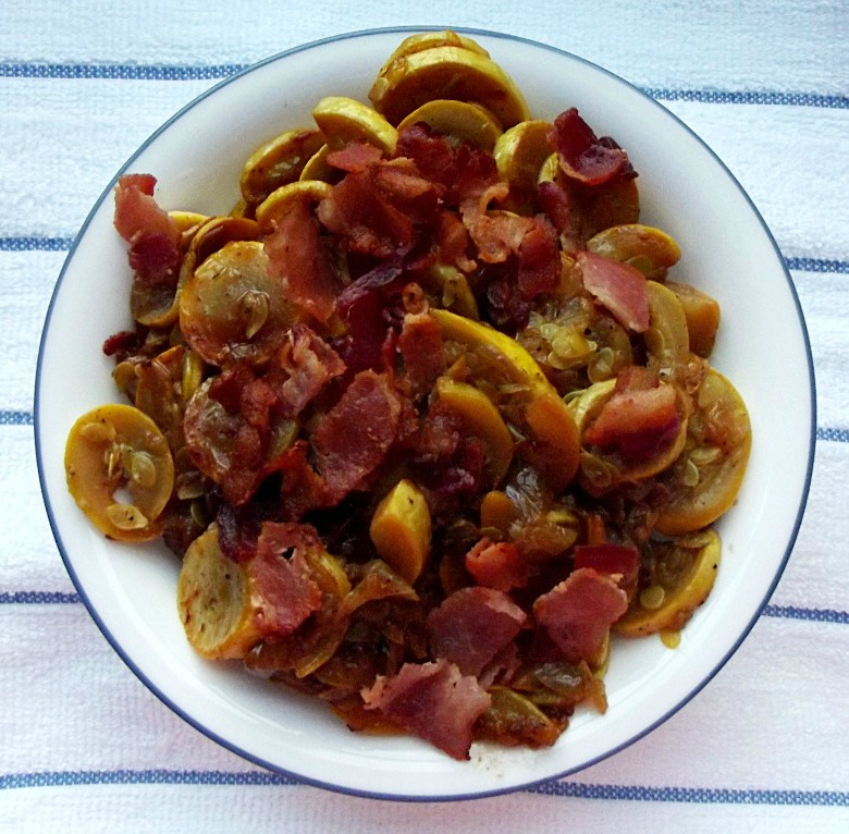 Squash and Bacon1