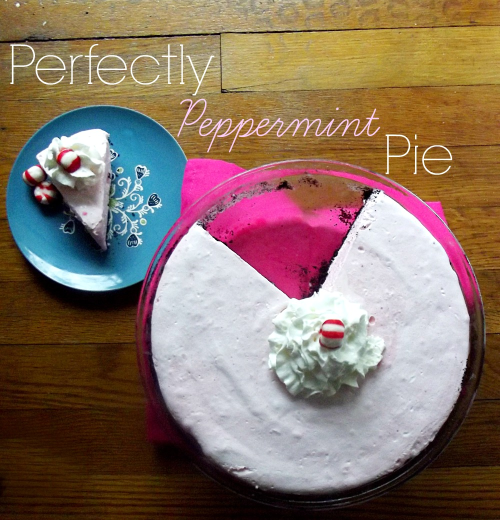 Perfectly Peppermint Pie