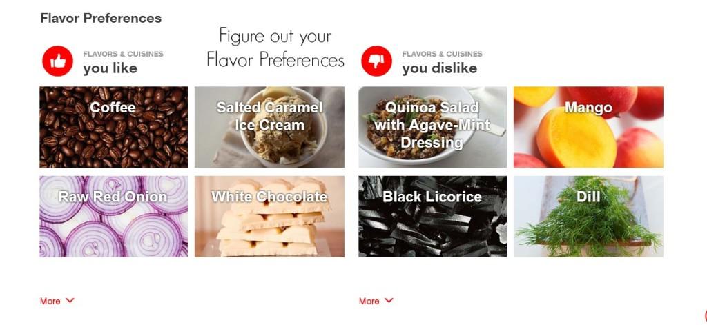 Flavor Preferences #shop #cbias