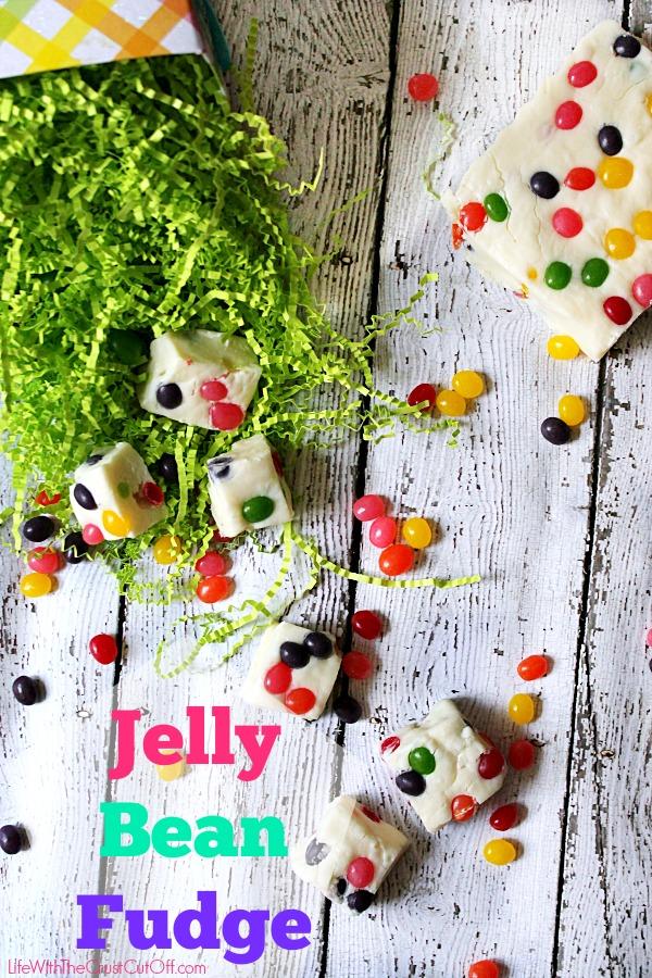 Jelly Bean Fudge