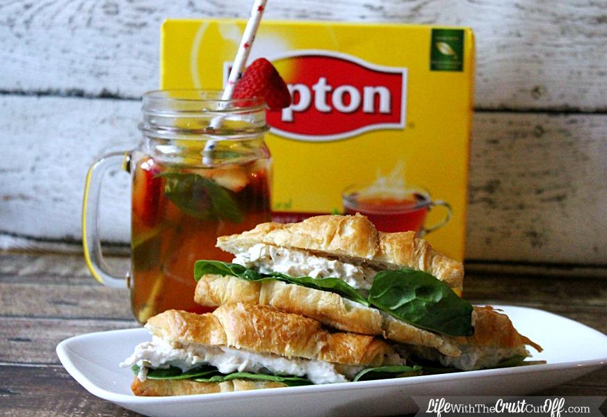 Tea Pairing Lunch #TEArifficPairs #CollectiveBias