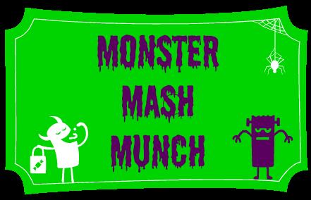 Monster Mash Munch Printable