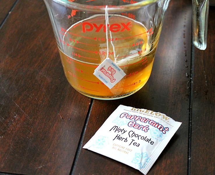 Peppermint Bark Tea #BigelowVIP #AmericasTea #CollectiveBias
