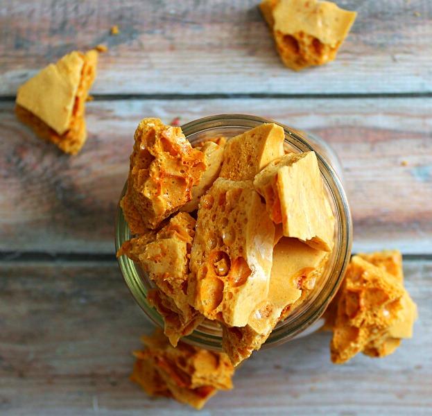 Honey Comb In A Jar #HoneyForHolidays #DonVictor #CollectiveBias