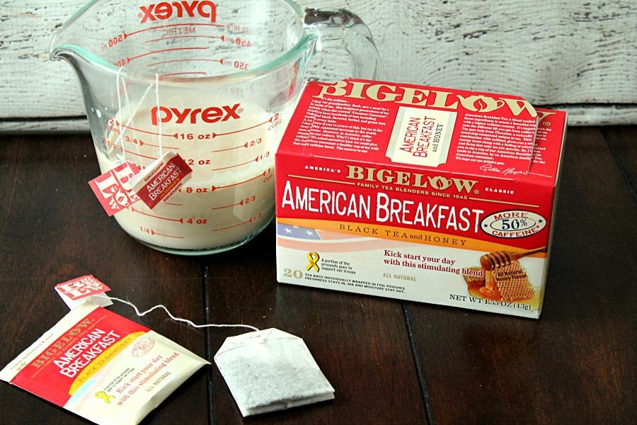 Bigelow American Breakfast Black Tea & Honey #AmericasTea #CollectiveBias