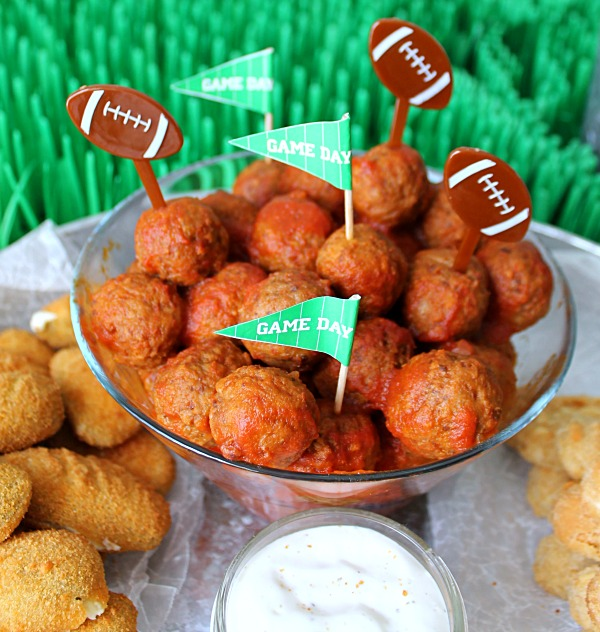 Farm Rich Meatballs