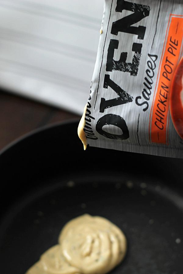 Campbells Oven Sauces #CampbellsSauces
