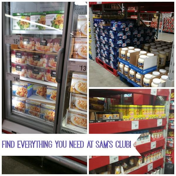 Sams Club #CollectiveBias #SamsClubSeafood