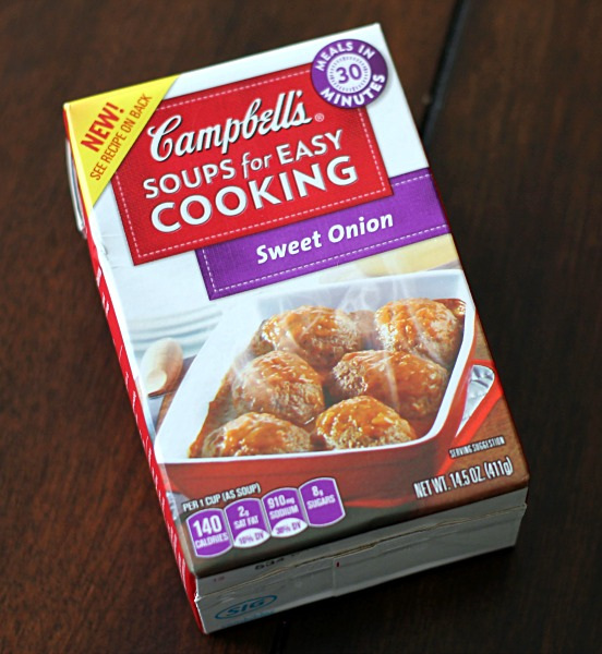 Campbell's Soups For Easy Cooking #WeekNightHero #CollectiveBias