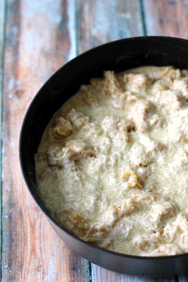 Creamy Chicken Skillet Lasagna #WeekNightHero #CollectiveBias