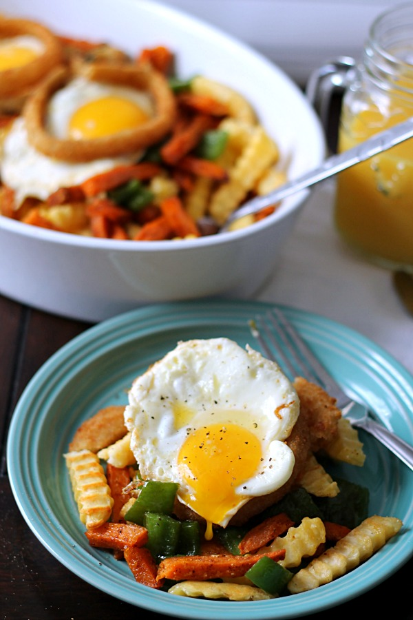Fry and Ring Hash #SpringIntoFlavor #CollectiveBias