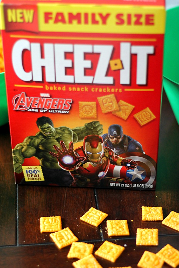 Cheez-Its #AvengersUnite #CollectiveBias