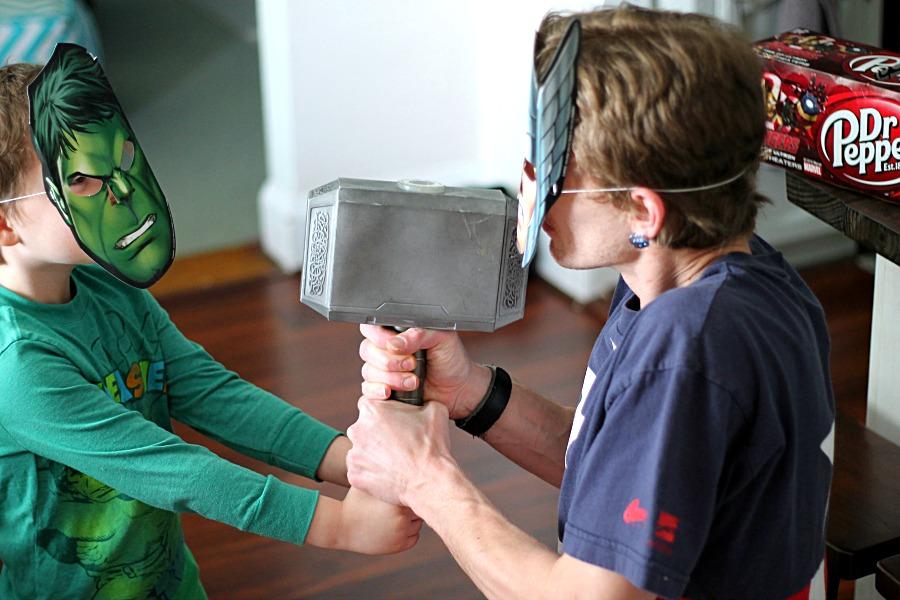 Hulk & Thor  #AvengersUnite #CollectiveBias