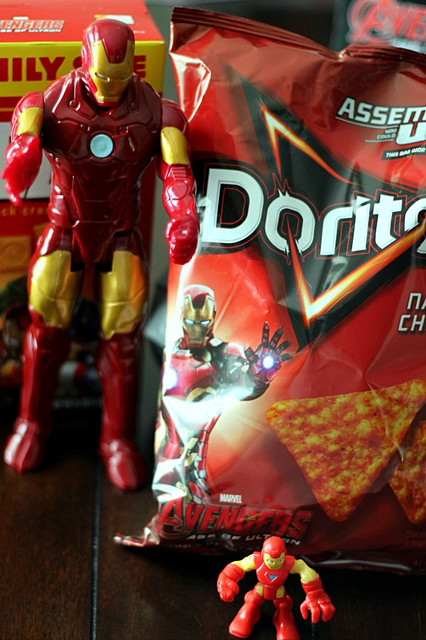 Iron Man Doritos  #AvengersUnite #CollectiveBias