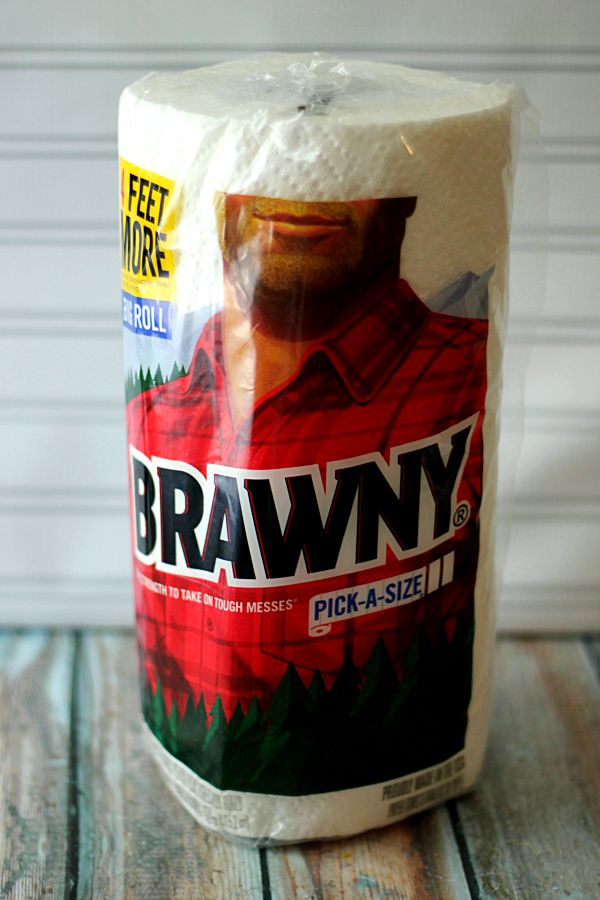 Be A Super Mom With Brawny 174