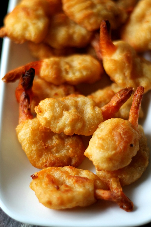 Beer Battered Shrimp