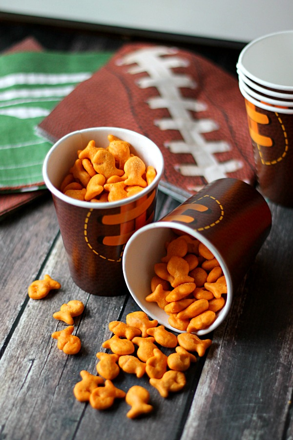 Goldfish for Football!
