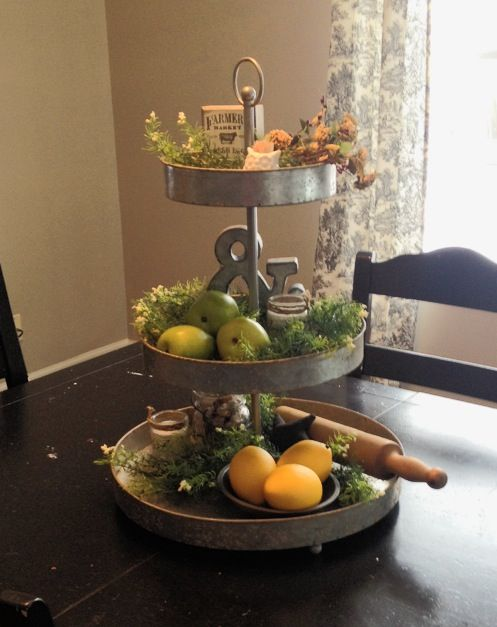 20 Fabulous Ways To Style Tiered Trays Life With The