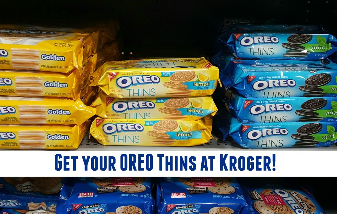 OREO Thins at Kroger