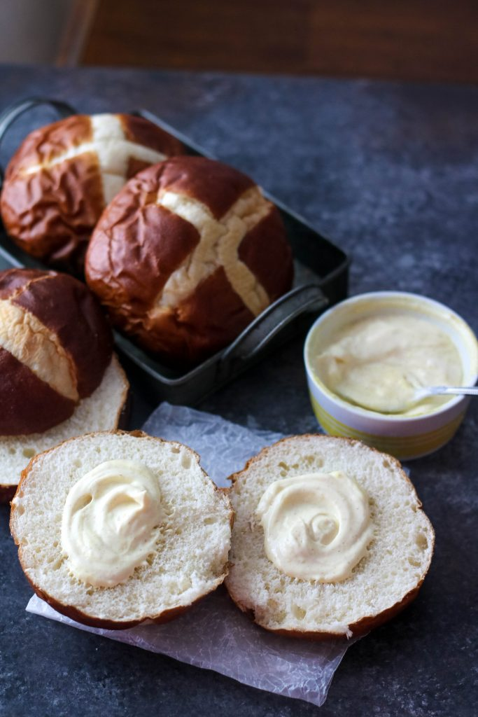 French's Spicy Brown Mustard Mayo