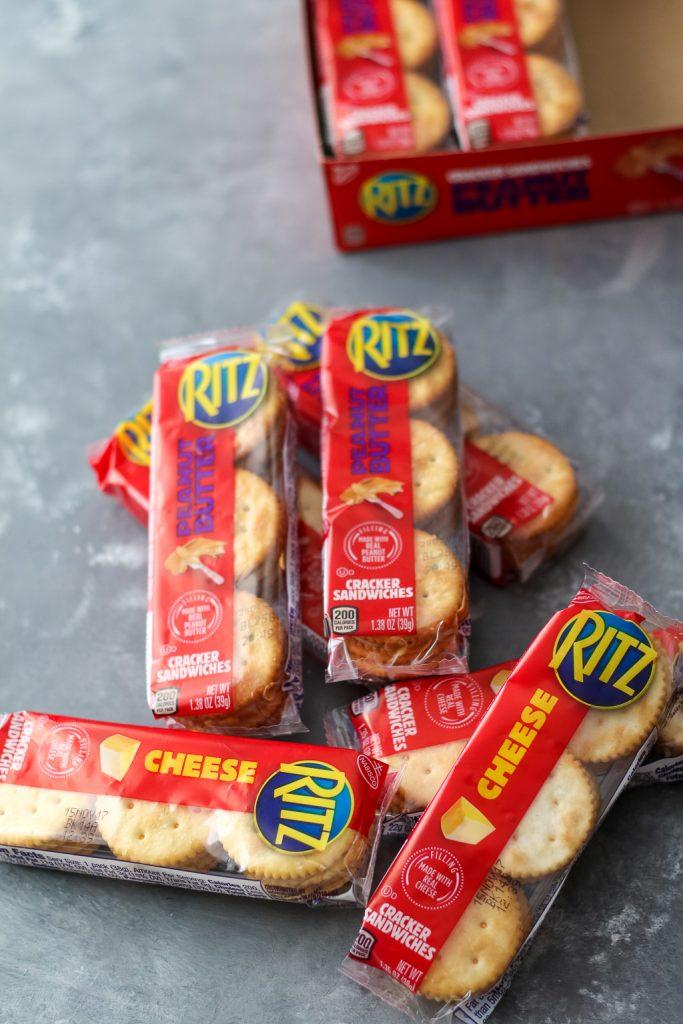 RITZ Sandwich Crackers (1 of 1)
