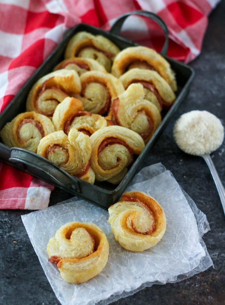 Cheese & Ham Spirals (1 of 1)