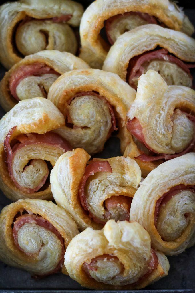Ham & Cheese Spirals (1 of 1)