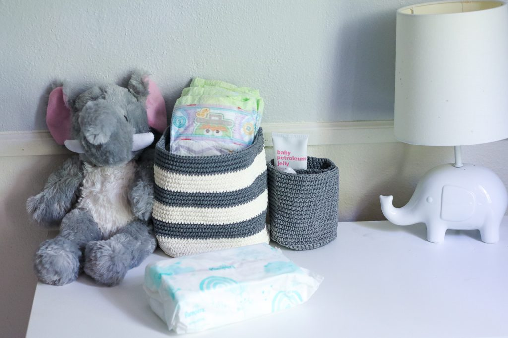 Pampers Diaper and wipes Stock Up (1 of 1)