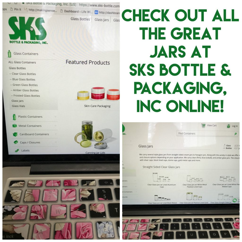 Online shopping at SKS